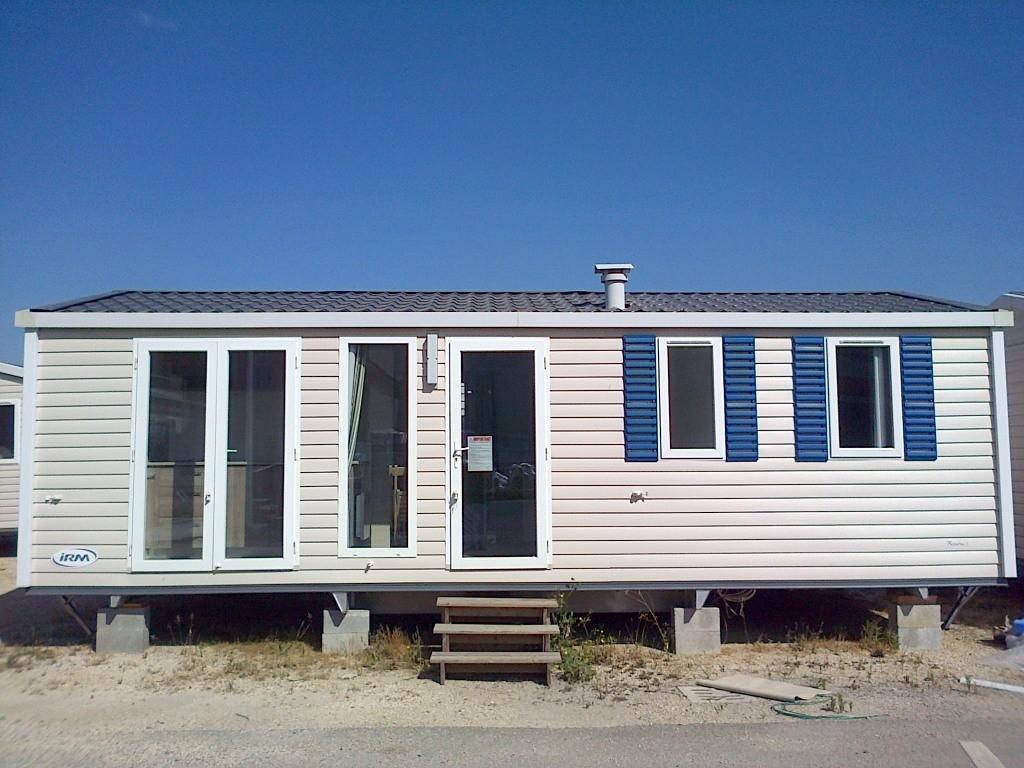 Mobile homes in the pisa don t need building permission for Casa per la costruzione