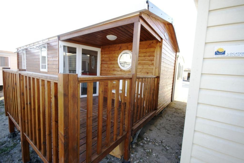 Case su ruote tipologie e prezzi 4springs case mobili - Case in legno mobili ...